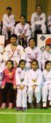 Academia Taekwondo ATA Sarmiento's Black Belt Realizó Cambio de Cinturón de sus Alumnos