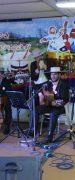 Agrupación Cantares de Yungay Realiza Exposición Fotográfica en Biblioteca
