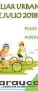 Gran Cicletada Familiar Urbana se Realizará en Yungay