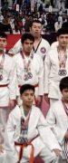 La Academia Sarmientos Black Belt Participó en Campeonato Nacional de ATA Tae Kwon Do Realizado en Santiago