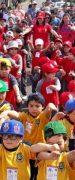 Escuela de Lenguaje Pinares de Campanario Realizó su Cuarta Corrida Familiar