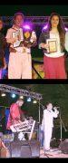 """""""Sol y Luna"""" y """"Los Peregrinos del Amor"""" se Presentaron en XVII Feria Costumbrista en Yungay"""
