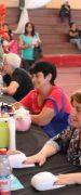 """Con Alegría Mujeres de Campanario y Yungay Celebraron el """"Día Internacional de la Mujer"""""""