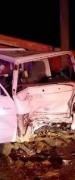 Hombre Resultó Fallecido Tras Colisionar Huyendo de Control de Carabineros en Yungay