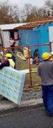 Municipalidad de Yungay y ONEMI Concretan Entrega de Ayuda a Familias de Rinconada de Itata y Pedregal