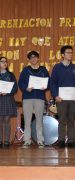 Colegio Divina Pastora de Yungay Realizó Ceremonia Premiación Primer Semestre 2019