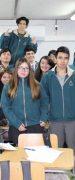 Liceo de Yungay Realiza Entrega de Nuevo Poleron Institucional a Todos los Alumnos