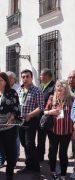 38 Dirigentes de Ñuble se Capacitaron Como Líderes Sociales y Recorrieron la Moneda