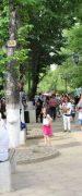 En Yungay se Desarrolló Muestra Comunal de Talleres Artesanales y Deportivos