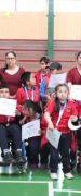 Niños y niñas de Tucapel, Campanario, El Carmen y Yungay Participaron de Olimpiadas Inclusivas