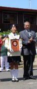 Yungay Celebró 178 Años de Vida con Acto Cívico y Desfile