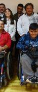 Deportistas Paralímpicos de Pemuco se Reúnen en Diálogo de El Chile que Queremos