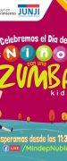 Mindep-IND Impulsan Inédita Zumba Kids Online Para el Día del Niño