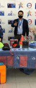 Grupo de 12 Deportistas Destacados Reciben Kit de Entrenamiento