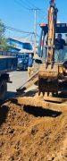 Comienza Pavimentación de Veredas en Calle Bulnes