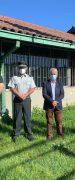 Yungayino Álvaro López Acuña Asume Como Nuevo Alcaide del Centro de Detención Preventiva (CDP) en Yungay
