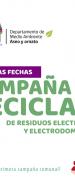 Nuevos Operativos de Reciclaje de Electrónicos y electrodomésticos se Realizarán en Yungay