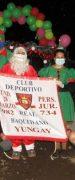 Club Deportivo Real Baquedano Realizó Visita con Viejito Pascuero