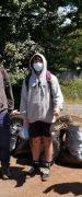 Jóvenes Voluntarios Siguen Trabajando Por Una Comuna Más Limpia