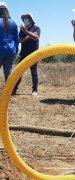 Inicia Etapa de Construcción de Sistemas de Riego Para Agricultores de Diguillín