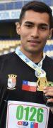 Atleta Yungayino Juan Manuel Quijada Bustos Obtuvo Una Destacada Participación en el Torneo Preparatorio Regional Biobío 2021