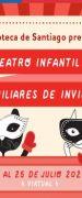 Vive el «Festival Virtual de Teatro Infantil y Actividades Familiares de Invierno 2021»