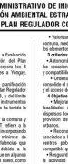 Extracto Acto Administrativo de Inicio Procedimiento de Evaluación Ambiental Estratégica (EAE) Actualización Plan Regulador Comunal Yungay