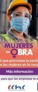 """Lanzan Portal Web """"Mujeres en Obra"""" Para Aumentar Participación Femenina en la Construcción"""